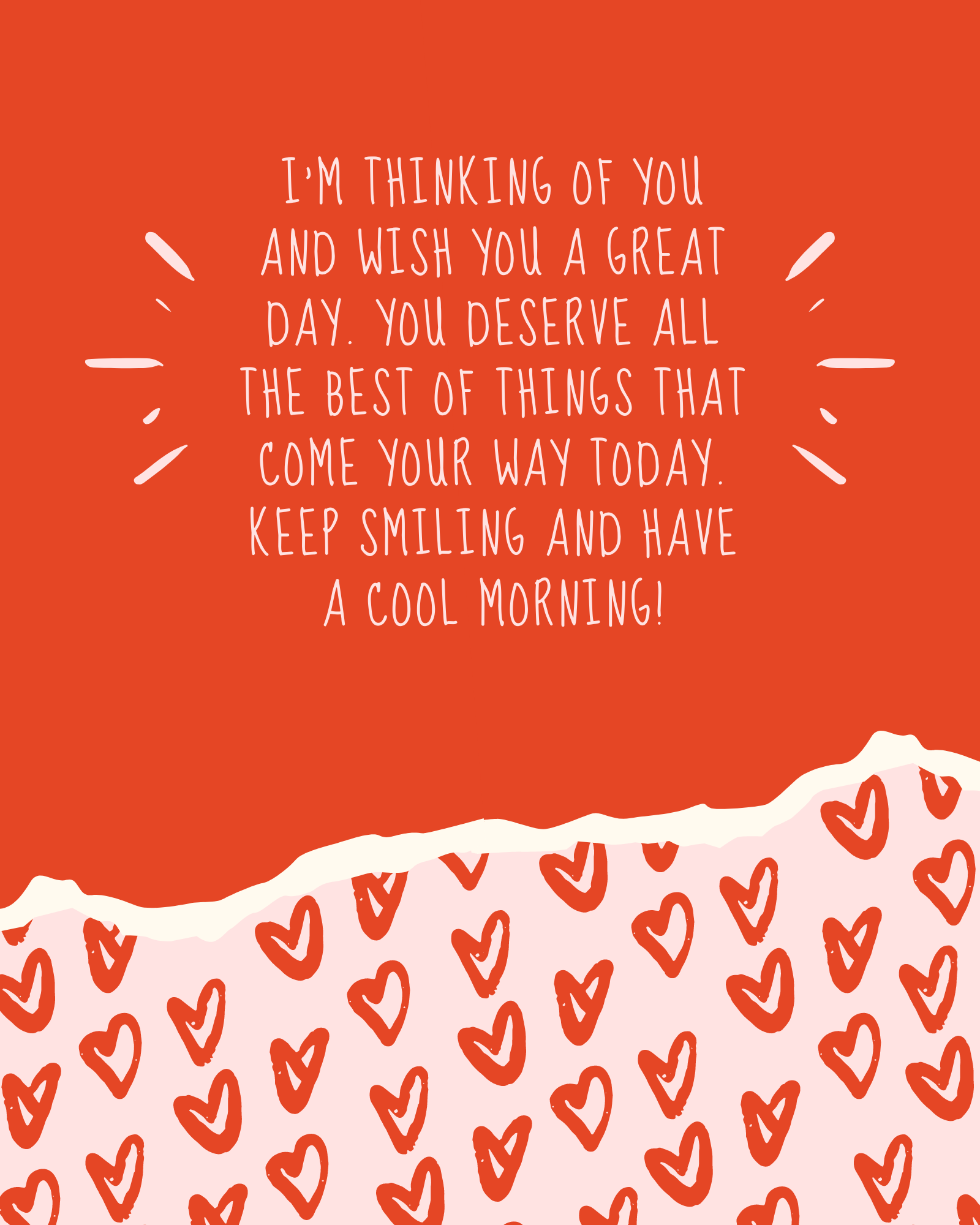 Good morning messages for crush